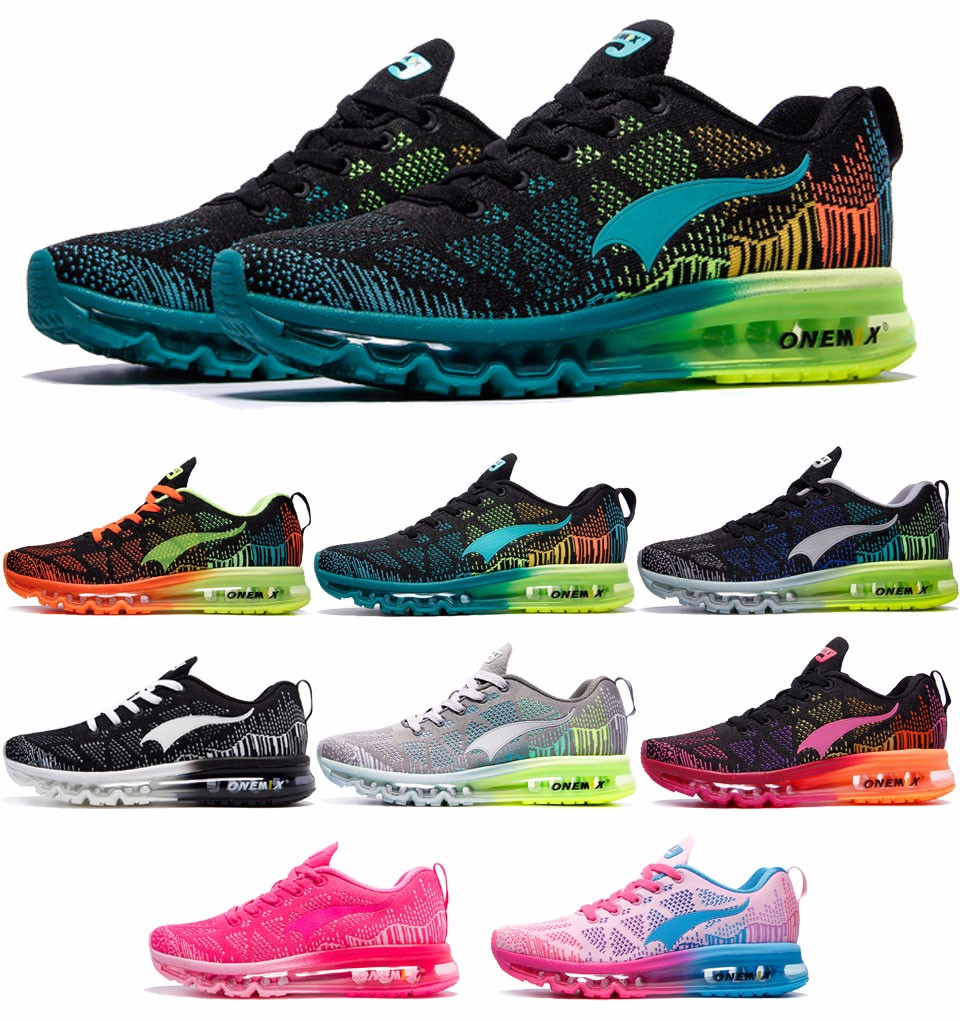 Onemix Running Shoes Men Sneakers For Women Sport Shoes Athletic Zapatillas Outdoor Breathable Original Shoes For Hombre Mujer 3