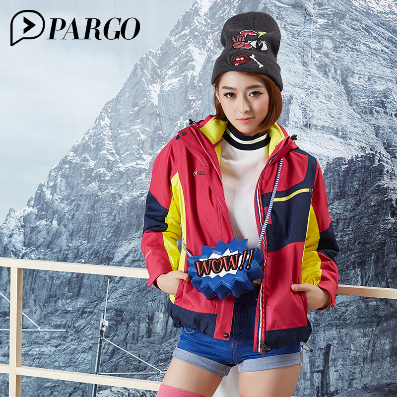 PARGO Sport Fishing Clothing Soft shell Jacket Women Jacket Winter Women Camping Travel Clothes Suit Fishing Winter Slim Coat mens winter sea fishing clothes one piece suit floating life saving fishing clothing ykk zipper lifesaving whistle fly fishing