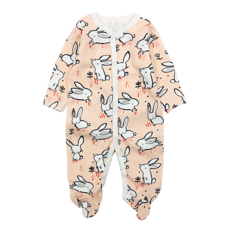 Gratis verzending Pasgeboren babykleding baby rompertjes - Babykleding - Foto 6