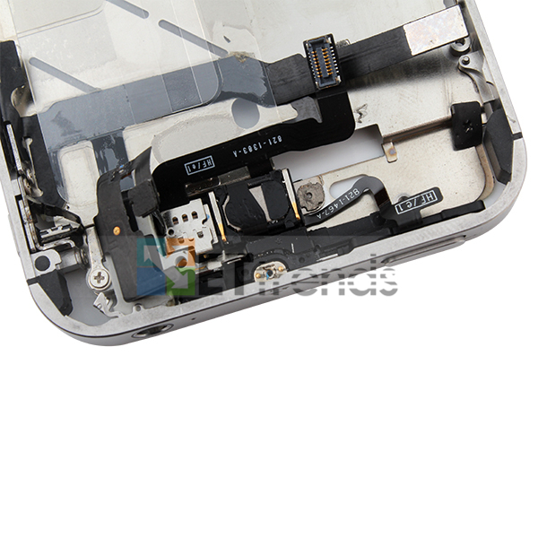 Metal Middle Plate Assembly for iPhone 4S - White  (9).jpg