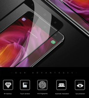 чыи для Xiaomi Редми примечание 4 х закаленное стекло уровень твердости 9Н Редми Ми С2 защита экрана взрывозащищенный Редми примечание 4 полный охват