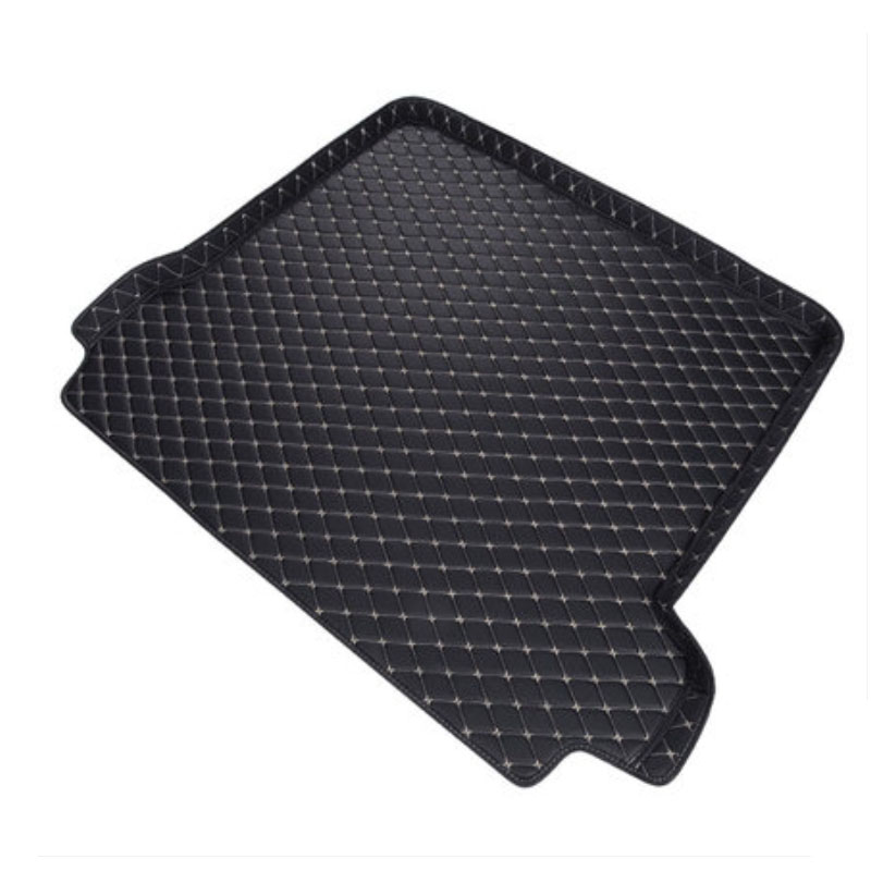 Custom-Made Car Trunk Mats for Maserati Ghibli Granturismo levante C7ML Car-Styling accessories Carpet Tail Box Trunk Mats