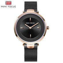 Relogio Feminino MINI FOCUS Top Brand Women Watches Luxury Quartz Ladies Watch Women Diamond Bracelet Wrist Watch Female Clock