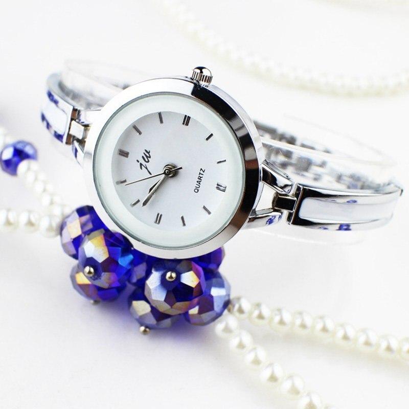 2975b06ad2 2018 New Luxury JW Bracelet Watch Fashionable Ladies Watch Girl Quartz  Wrist Watch for Women Casual For Women Watch Relogio-in Women's Watches  from Watches ...