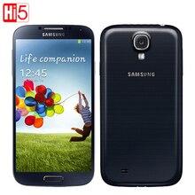 Samsung GALAXY S4 i9500 Оригинал 13MP Камеры Quad-Core 2 ГБ RAM 16 ГБ ROM WCDMA Восстановленное мобильного телефона Бесплатная Доставка