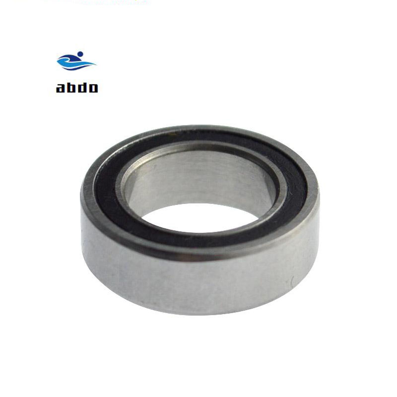 5PCS High quality ABEC-5 6806 2RS <font><b>6806RS</b></font> 6806-2RS 6806 RS 30x42x7 mm Thin Wall double Rubber seal Deep Groove Ball <font><b>Bearing</b></font> image