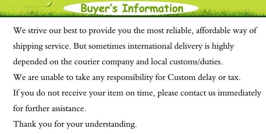 3-buyer s information