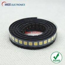 100PCS LW E6SC PLCC-4 Common Anode original 3528 white LED  Free shipping