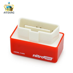 NITROOBD2 Save Fuel OBD2 Interface Diesel Cars Auto Chip Tuning Nitro OBD2 Your Own Driver Red NITRO OBD2 for Diesel Benzine