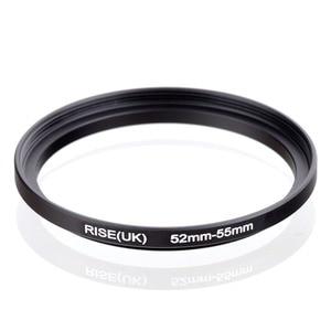 Image 1 - מקורי עלייה (בריטניה) 52mm 55mm 52 55mm 52 כדי 55 צעד עד טבעת מסנן מתאם שחור