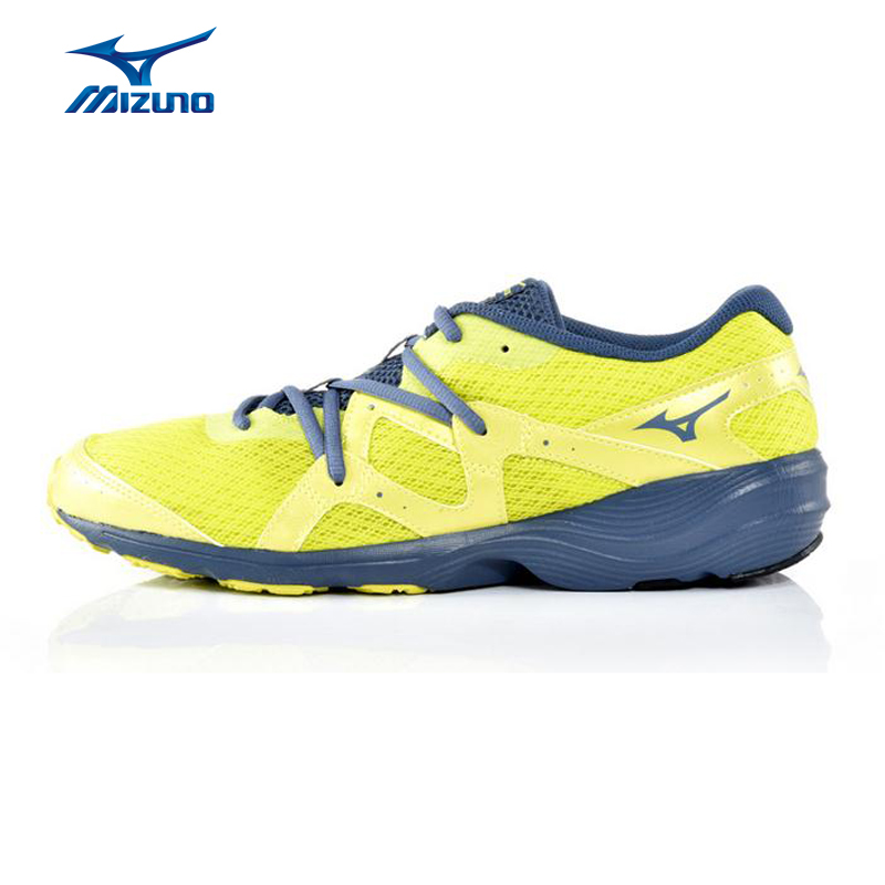 MIZUNO Men PRIMA BEAT Mesh Breathable Light Weight Cushioning Jogging Running Shoes Sneakers Sport Shoes J1GG142829 XYP363 point break children weight running shoes men breathable mesh jogging shoes tide travel shoes
