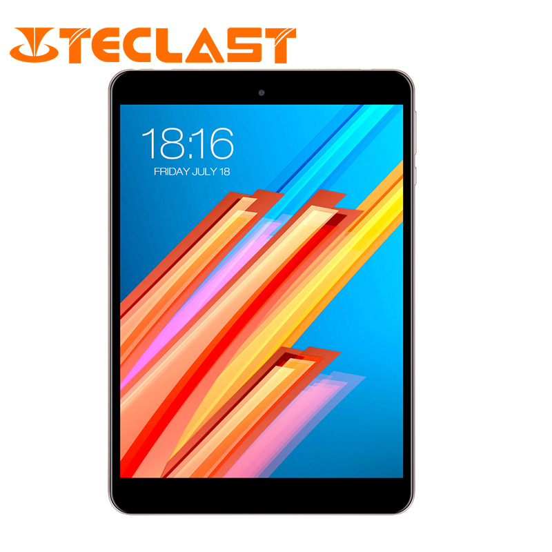 Teclast M89 Android 7.0 Tablet PC Hexa Core 3GB+32GB MTK8176  2.1GHz 7.9 inch  GPS OTG Double Cameras Dual WiFi TF HDMI Type-C screenshot