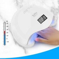 Nail Dryer For Nail LED UV Lamp MINI For Manicure Display Drying All Gels Nail Polish Nail Art Tools
