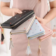 New 2018 Wallet Brand Purse PU Leather Women Purse Wallet Female Card Holder Long Lady Clutch Purse Carteira Feminina цена в Москве и Питере