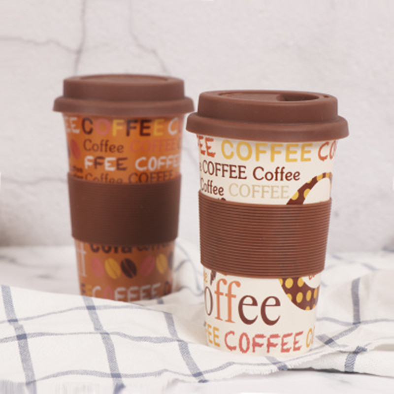 Creative Ceramic Coffee Mugs Portable Travel Cups S Tumbler Cupugs Sets Milk Tea Beer Mug Baby Groot In From Home Garden On