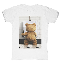 Men's T-shirt Ted Bear