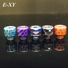 E-XY 510 Snake Skin Epoxy Resin Drip Tip For 510 Thread Atomizer Such As Melo 3 mini TFV4 MINI Atomizer etc