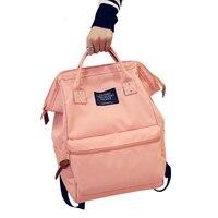 Fashion Women Backpacks Denim School Bags For Teenagers Girls Shoulder Bag Travel Rucksack Bolsas Mochilas Femininas