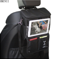 New High Quality Car Back Seat Nylon Storage Hanging Bag Food Insulation Cooler Bags Auto