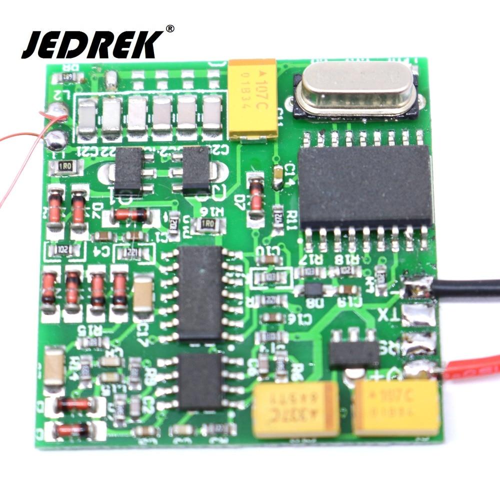 134 2K Animal Tag Reader Module TTL Output AGV RFID FDX B FDXB ISO11784 Long distance