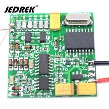 134.2K obrączki do oznaczania zwierząt moduł czytnika TTL wyjście AGV RFID FDX B FDXB ISO11784 duża odległość