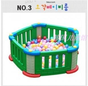 Baby game fence preschool child baby protective fence guardrail