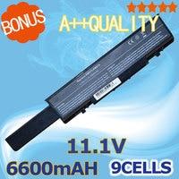 6600mAh Battery for Dell Studio 1735 1737 Studio 1737 312 0711 312 0712 451 10660 451 11259 453 10044 KM973 MT342 PW853 RM791