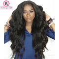 Lace Front Wigs 250% Density Full Lace Human Hair Wigs With Baby Hair Body Wave Wavy Lace Front Human Hair Wigs For Black Women