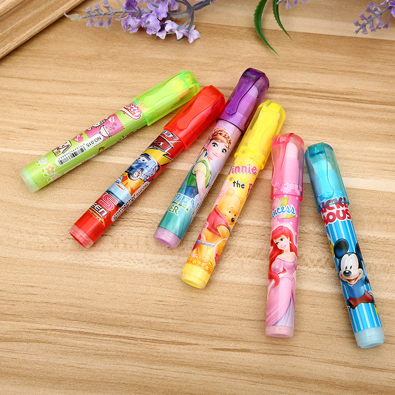 New Korean Cartoon Students Learn Stationery, Gift, Design And Creative Eraser Student Supplies Cute