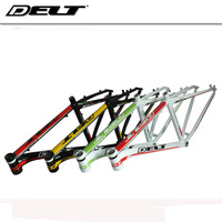 DELT MTB 26 17 Inch Alloy Profiled Tube Frame 1 68KG Pure Disc Can Hold Oil