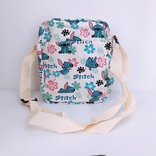 New Arrival Stitch Cartoon Canvas Handbags High Quality Shoulder font b Bags b font Child s