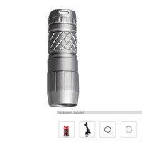 Small Size Flashlight KLARUS Mini One Ti CREE XP G3 LED Max Output Up To 130