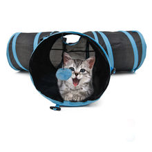 Pet Products Dog Cat Rabbit Tunnel Pet Dog Accessories Foldable Unique Y Shape 3 Holes Tunnel Practical Toy For Pets gary hemphill b practical tunnel construction
