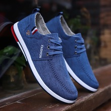 Men Casual Canvas Shoes For Chaussure Homme Breathable male Fashion Sneakers Man Outdoor Walking Shoe Tenis Masculino