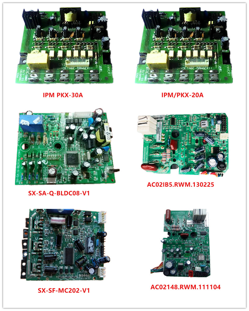 IPM/PKX-30A| IPM/PKX-20A| AC02IB5.RWM.130225| SX-SF-MC202-V1| AC02148.RWM.111104 Used Good Working