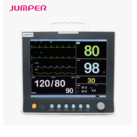 Jumper 12.1 Patient Veterinary monitor,JPD 800B CE approved, Vet multi parameter Portable hospital patient monitors for Animals