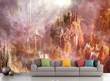 customize 3d wallpaper walls Artistic scenery 3d photo wall papers home decor living room 3d wall murals wallpaper luxury