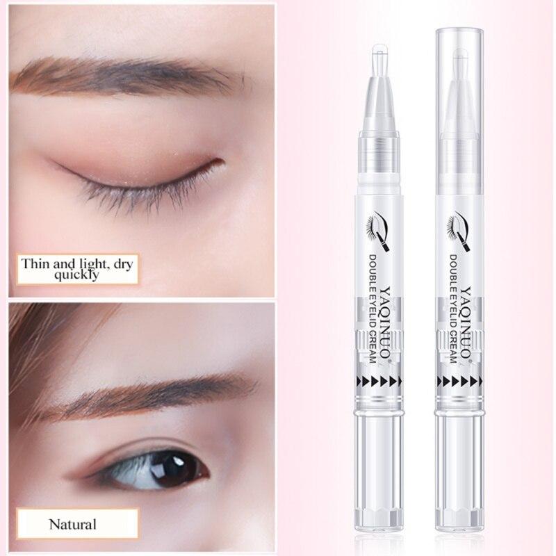 New Professional Invisible Double Eyelids Big Eye Not Glue Transparent Eyelid Super Stretch Fold Lift Eyes Styling Shaping Tools