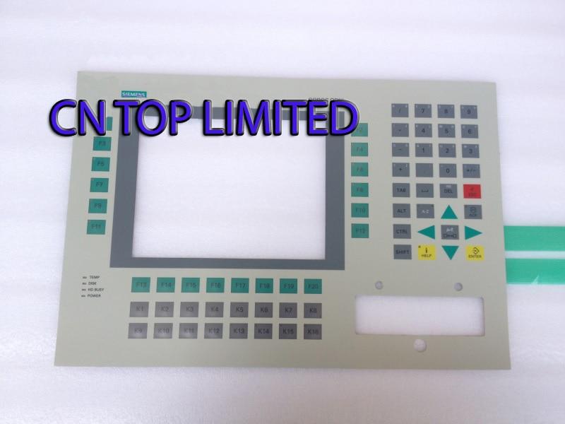 6AV3535-1FA01-0AX0 6AV3 535-1FA01-0AX0 OP35 Compatible Keypad Membrane 6av3617 1jc30 0ax1 6av3 617 1jc30 0ax1 op17 compatible keypad membrane