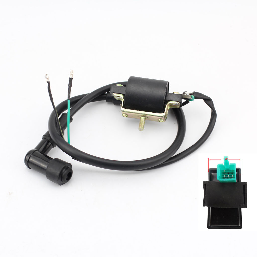 Ignition Coil Cdi Box For Apollo 50cc 125cccoolster Eton Jaguar Go Atv Wiring Kate Baja In Parts Accessories From Automobiles Motorcycles On