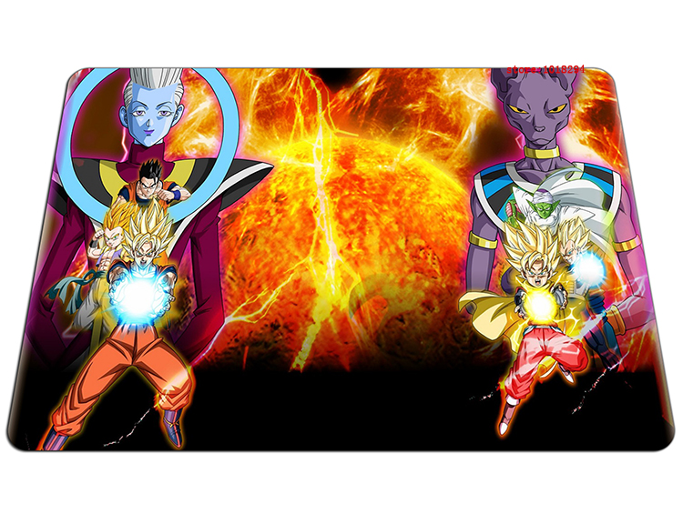 Dragon Ball mouse pad cool mousepad laptop Dragon Ball Z mouse pad gear notbook computer anime gaming mouse pad gamer play mats