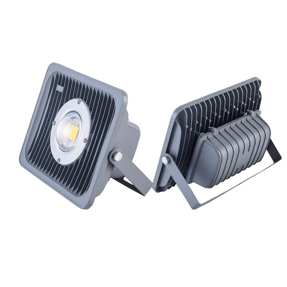 Хит продаж ip65 Водонепроницаемый Открытый Светодиодный прожектор зеленый красный 20 Вт 30 Вт 40 Вт 80 Вт удара проекта светильник светодиодный п...