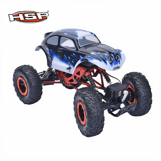 HSP 94680 RC Racing Car 1/18 Scale Electric Power Remote Control Car Off Road Crawler 4wd Climbing High Speed Car For Boy Toys