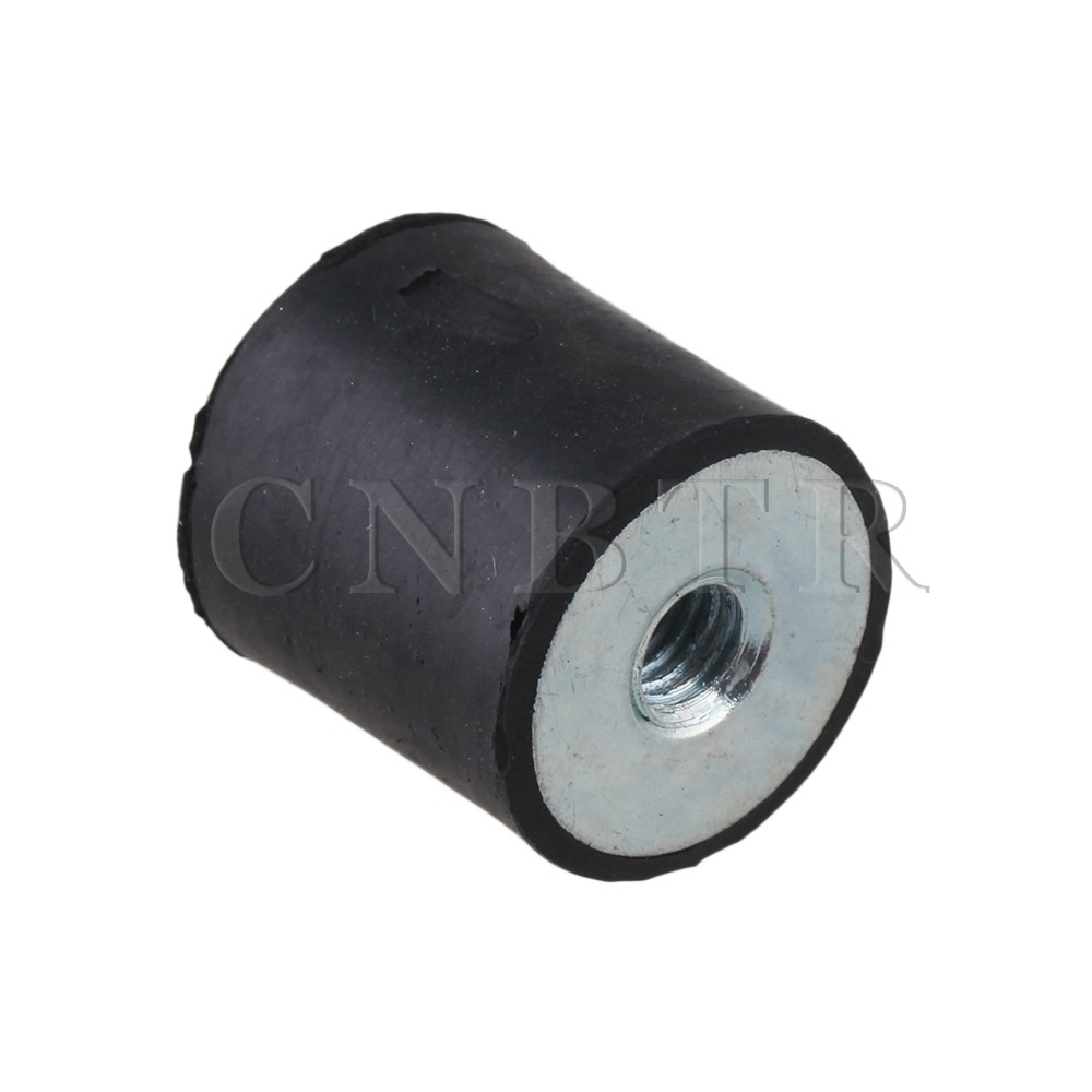 Hand & Power Tool Accessories 5pcs Ddm6 20x20mm Type Rubber Anti Vibration Damping Down Noise