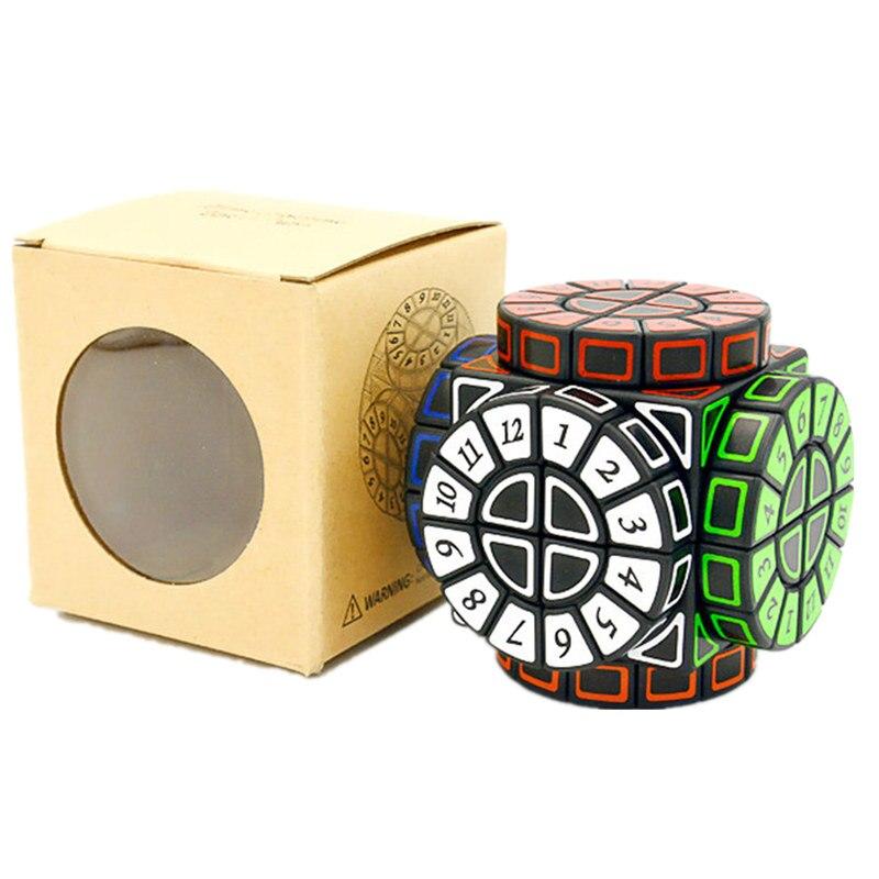 Time Machine Cube magique créatif Souvenir édition Puzzle jouet créatif Souvenir édition jouet Cubo Magico avec des autocollants gratuits supplémentaires - 6