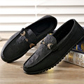 AD AcolorDay 2017 Hot Sale Breathable Men Shoes Luxury Designer Slip on Men Flats Shoes Fashion Spring Boat Shoes Men Loafers