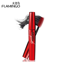 ФОТО flamingo natural care makeup lashes waterproof cosmetics lengthening eyes eyelashes slender and curling mascara 61117