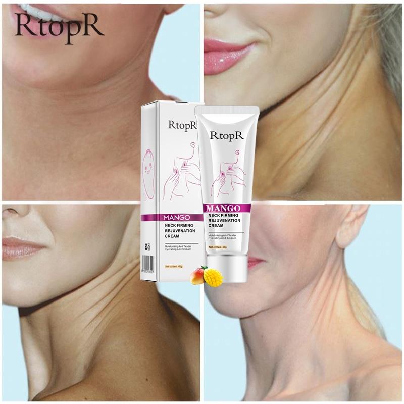 40g Neck Cream Anti-wrinkle Firming Skin Whitening Moisturizing Neck Serum Beauty Neck Care Neck Mask Anti Aging Ageless TSLM1