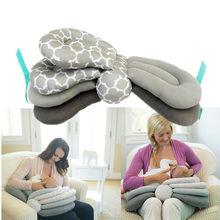Детские подушки для кормления, подушки для беременных и грудного вскармливания, многослойная регулируемая подушка для кормления, Подушка для кормления новорожденных