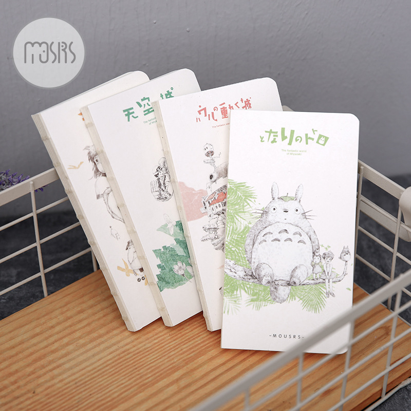 New Sketchbook Diary Drawing Graffiti Painting Sketch Book 80 Sheet School Notebook Paper Stationary Products Supplies Gift